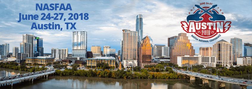 Talk to the Clearinghouse's Audit Resource Team and our compliance experts at the 2018 NASFAA conference on June 24-27 in Austin.