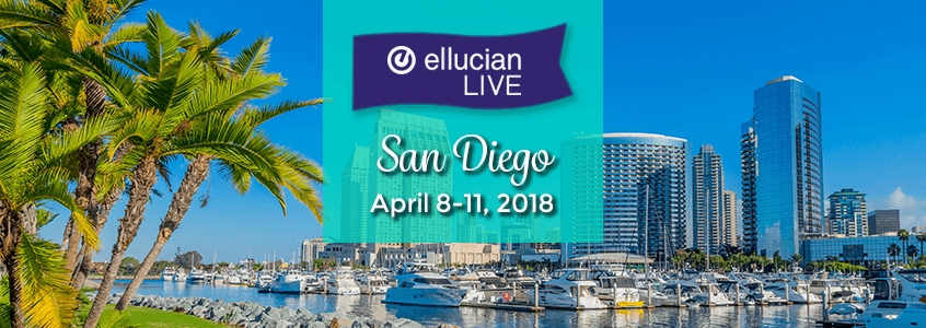 "Check Out the Clearinghouse's ""Fast, Faster and Fastest"" Transcripts Solutions and More at Ellucian Live 2018"