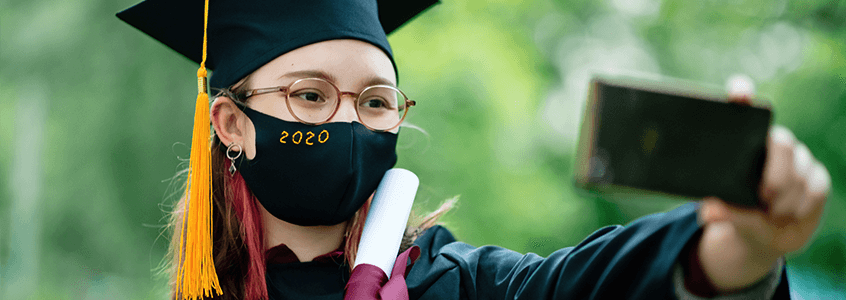 High School Class of 2020 College Enrollments Decline 22% Compared to 2019 Class