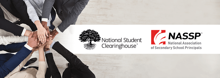 National Association of Secondary School Principals and the Clearinghouse Collaborate to Strengthen Secondary Schools and K12 Education